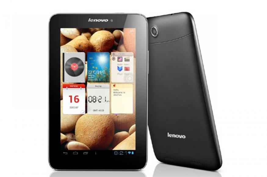 Lenovo launches 7-inch A2107 tablet at Rs 14,000