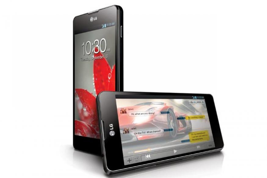 LG to begin Optimus G global rollout this month