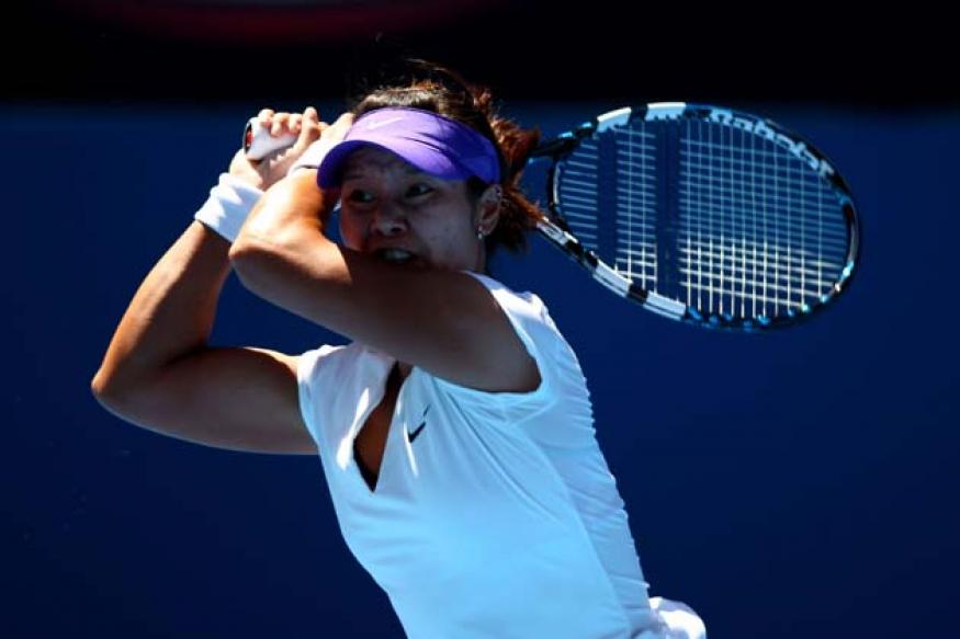 Li Na against taking medical timeouts at crucial stages
