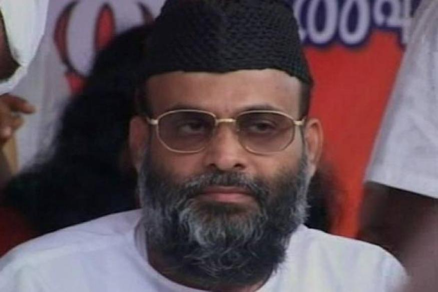 Jailed PDP leader Madani shifted to Manipal hospital