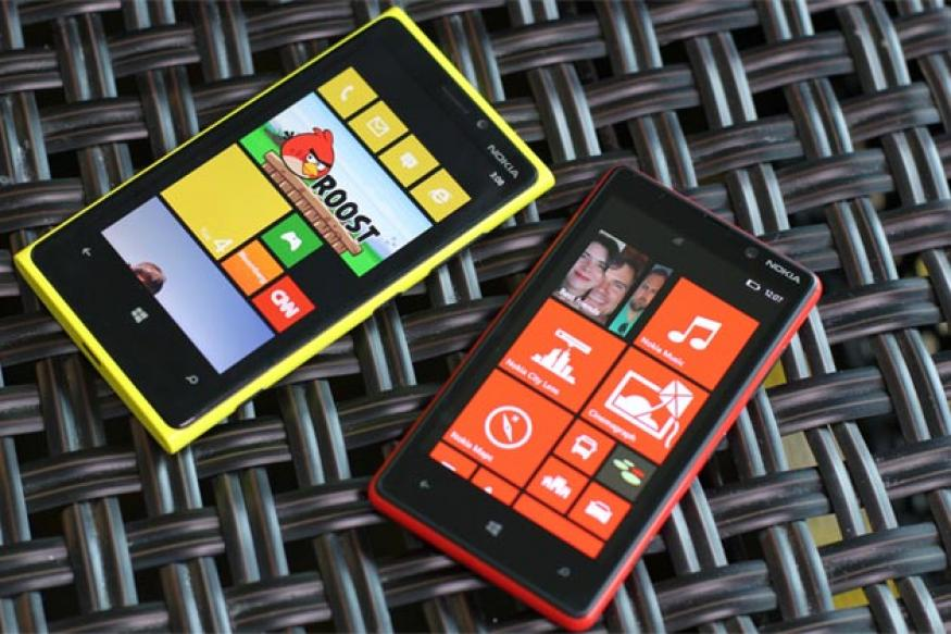 Nokia Lumia 920, 820 available online for Rs 36499, Rs 26499