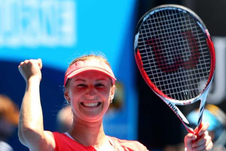 Makaravo sends No. 5 Kerber packing in Aus Open