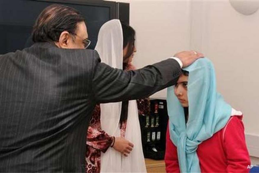 Malala's father given diplomatic role in UK