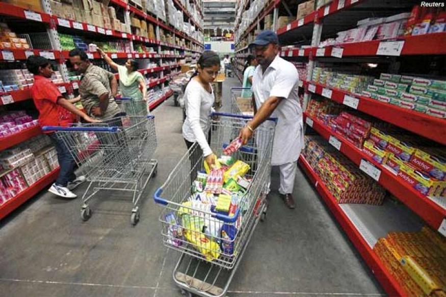 December inflation seen up slightly