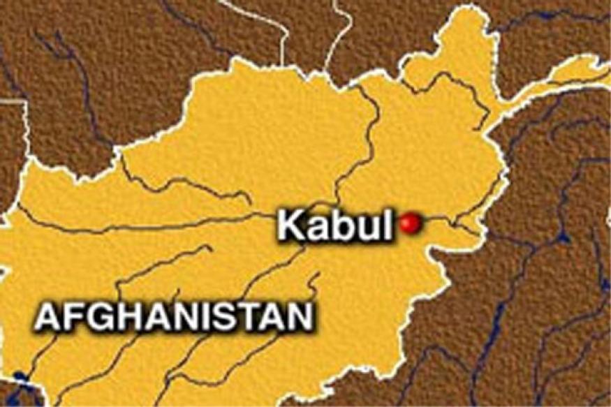 Triple suicide bomb attack targets Afghan govt building