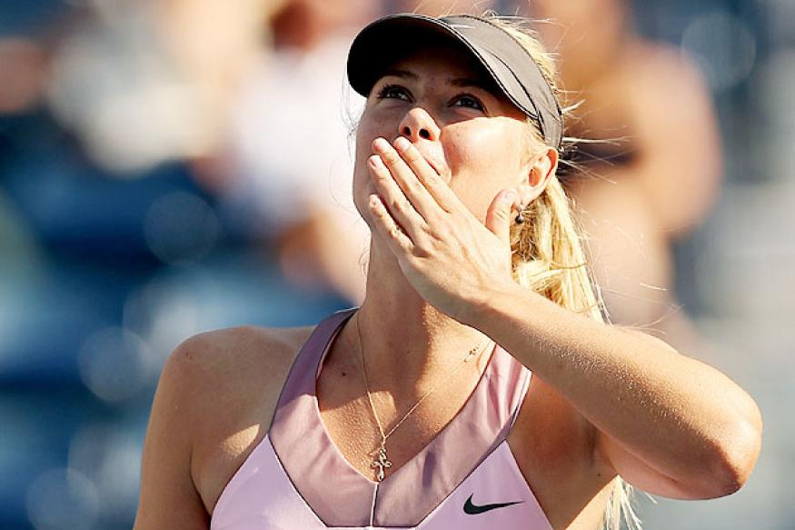 2012 most memorable year for me: Maria Sharapova