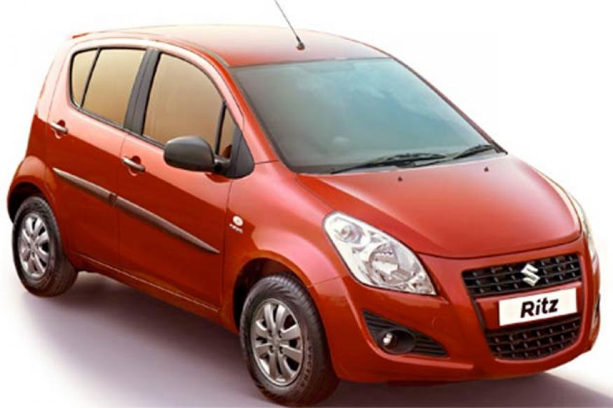Maruti Ritz automatic launched in India at Rs 6.43 lakh