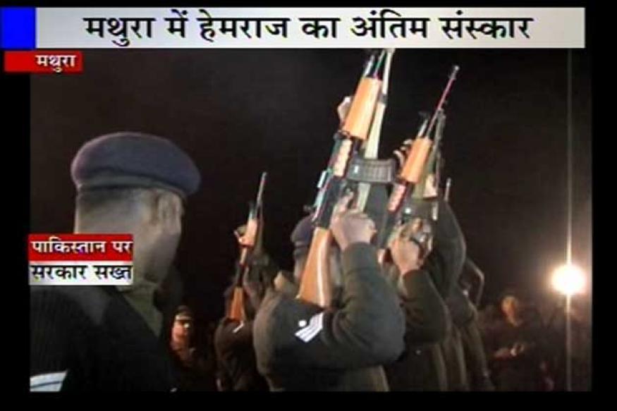 Hemraj, Sudhakar Singh's villages mourn their bravehearts