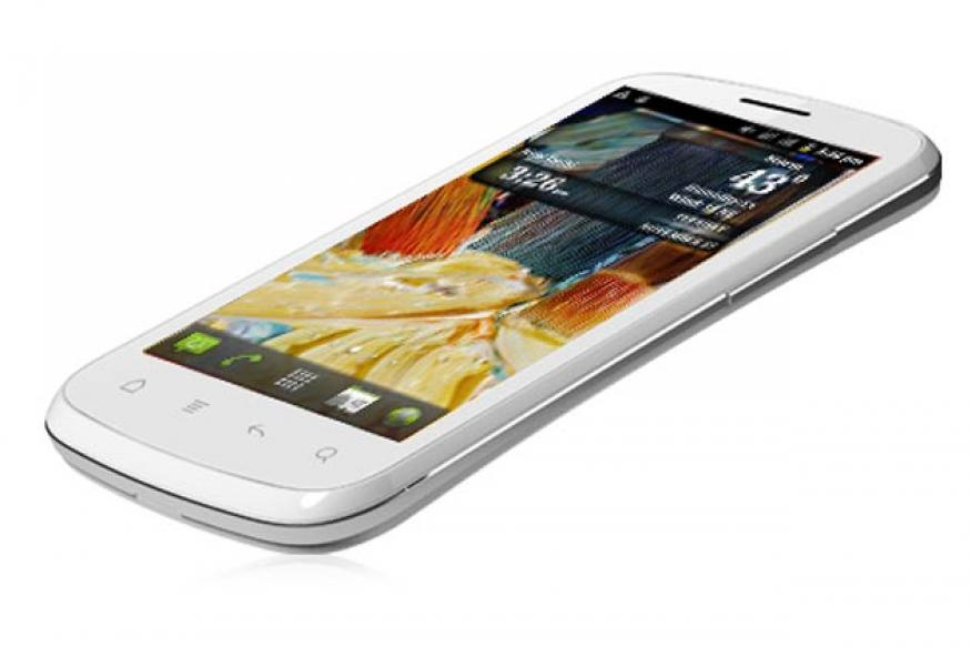 Micromax launches Smarty 4.3 A65 in India at Rs 4,999