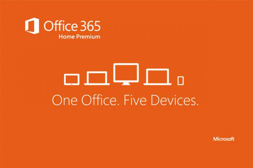 Microsoft launches Office 365 Home Premium