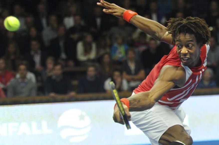 Monfils loses, Ferrer advances at Qatar Open