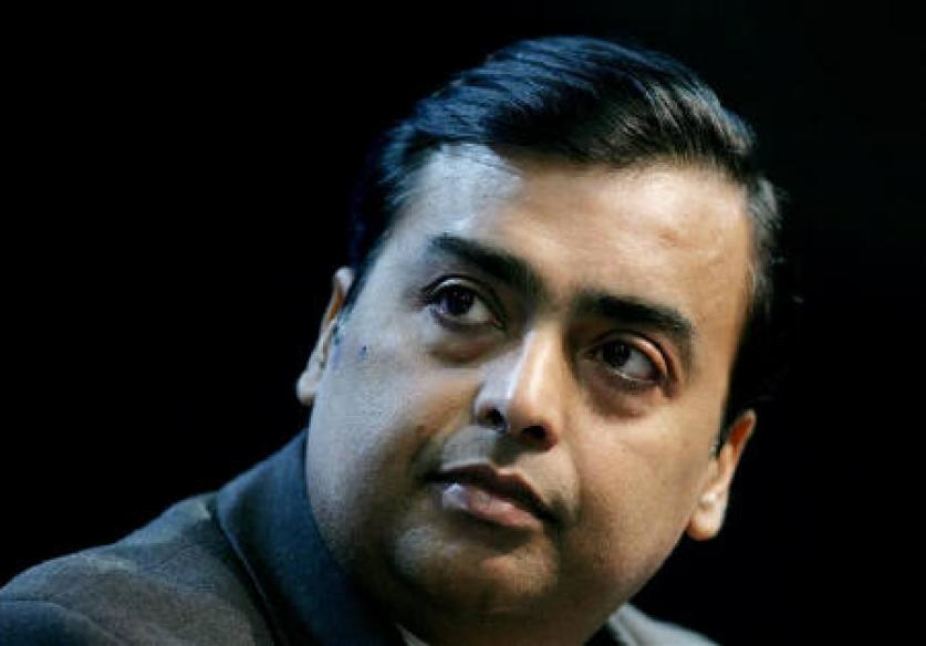 Mukesh Ambani 18th richest man in the world: Index