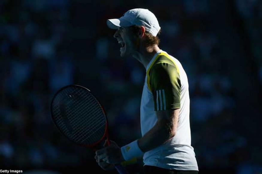 Andy Murray strolls into Australian Open semis