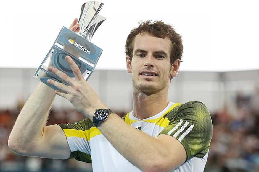 Murray retains Brisbane title with victory over Dimitrov