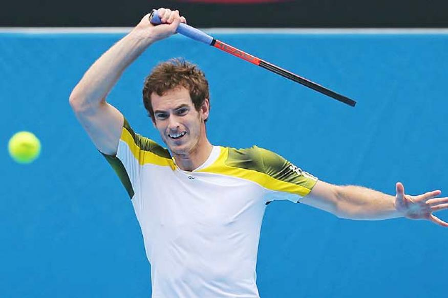 Andy Murray focused on more grand slam success