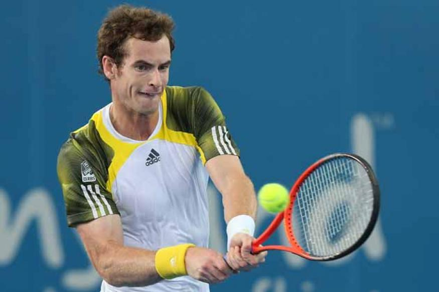 Murray moves into Brisbane International semis
