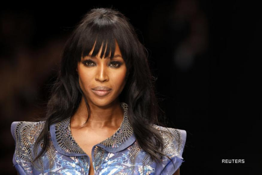 Supermodel Naomi Campbell is attacked in Paris
