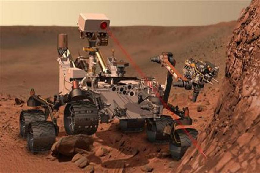 NASA scientists spot pearl-coloured flower on Mars
