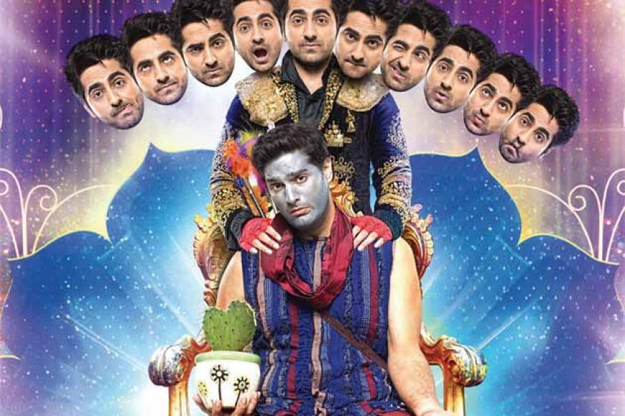 'Nautanki Saala': 10 faces of Ayushmann Khurana