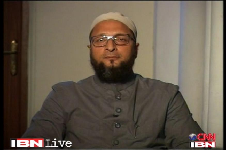 2005 protest case: Asaduddin Owaisi remanded to judicial custody