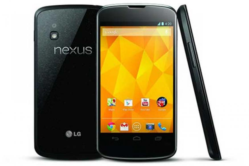 Nexus 4 shortage problems due to Google's false estimates: LG