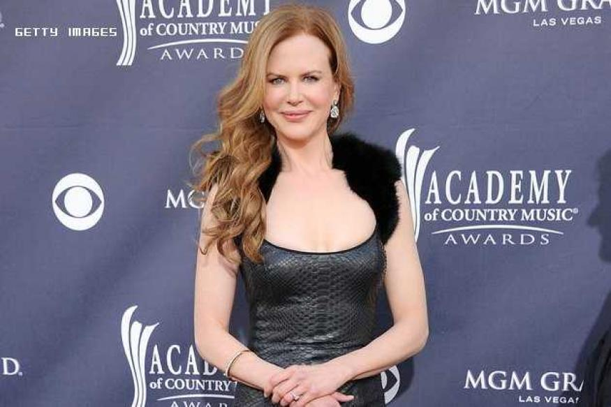 Nicole Kidman: Violence is more shocking than sex