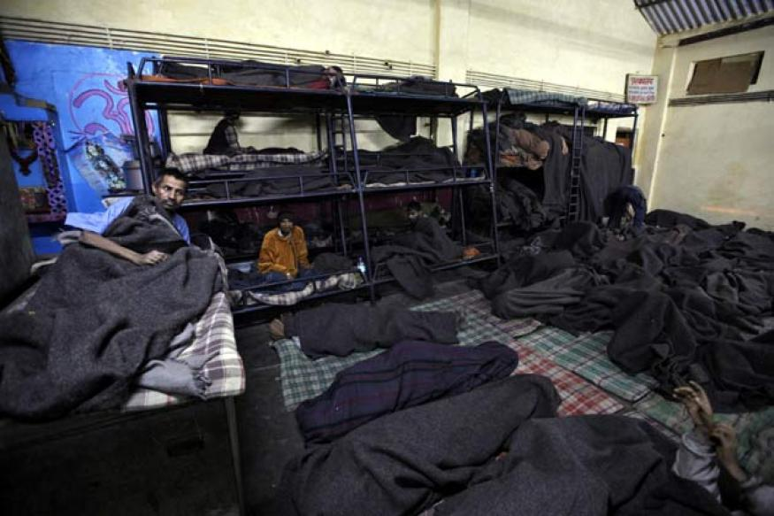 Delhi government directed to build night shelters