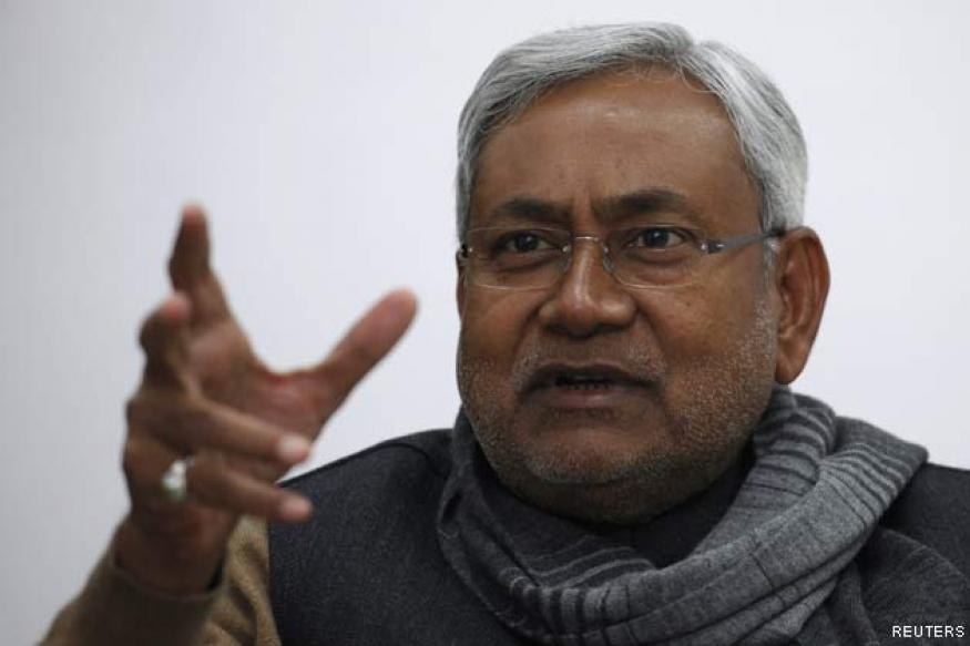 Nitish best man for PM post, says JD(U) leader