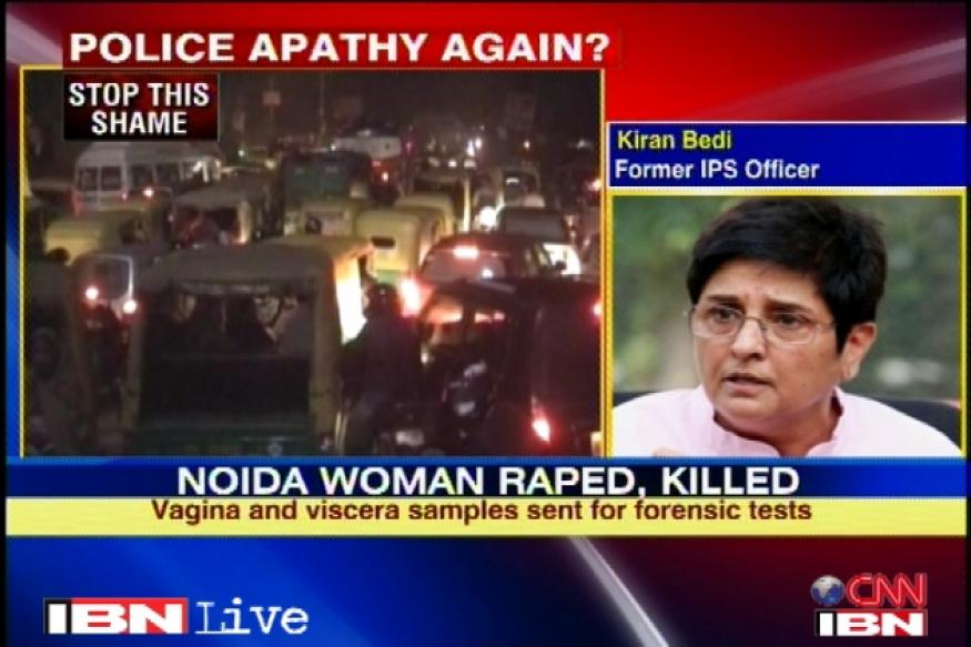 Noida rape: Family claims police refused to file complaint when girl went missing