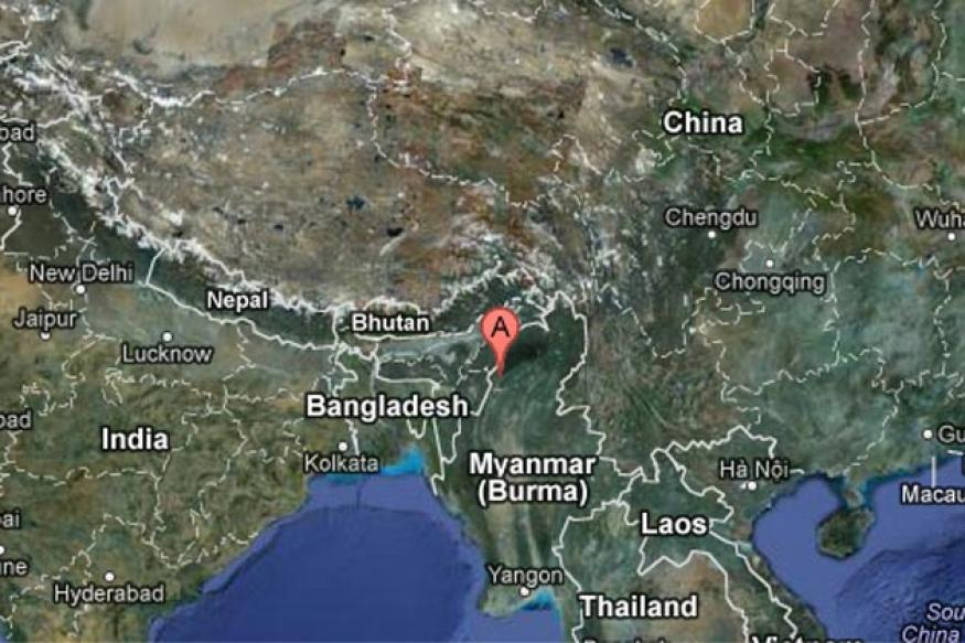 5.9 magnitude earthquake hits Northeast India