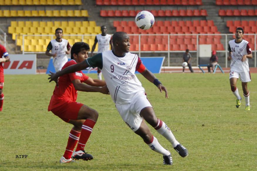 United SC face beleagured Mohun Bagan
