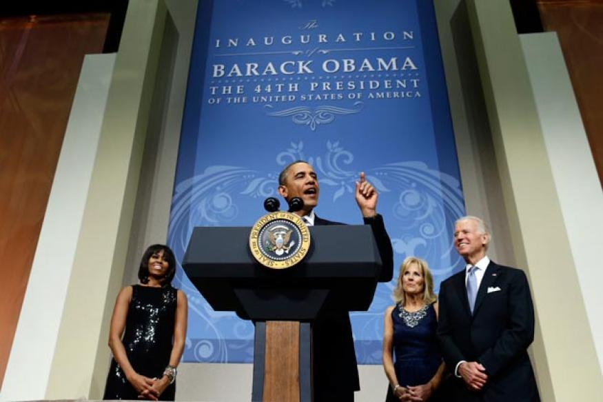 Live blog: Barack Obama's 2nd presidential inauguration