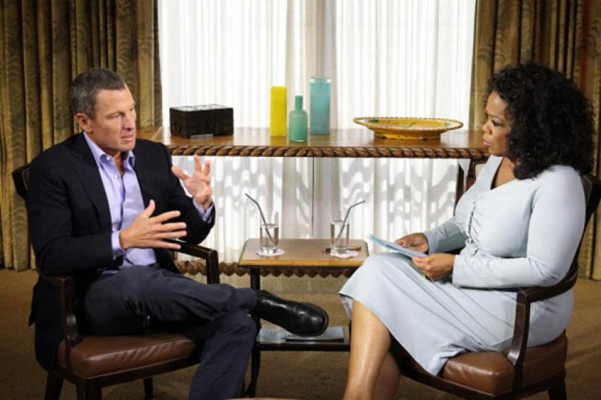 Lance Armstrong interview viewed by 28 million worldwide
