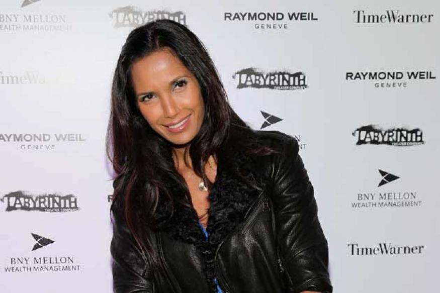 Padma Lakshmi: Cleansing juice behind toned body
