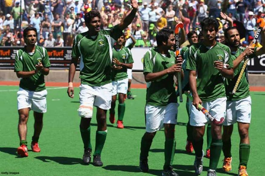 Pakistan hockey  players to arrive Saturday for HIL