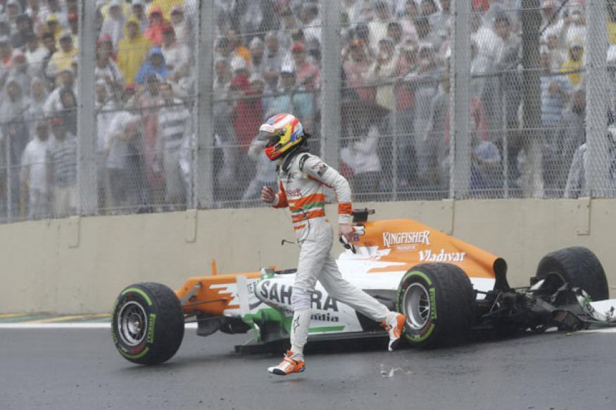 Di Resta surprised at other driver announcement delay