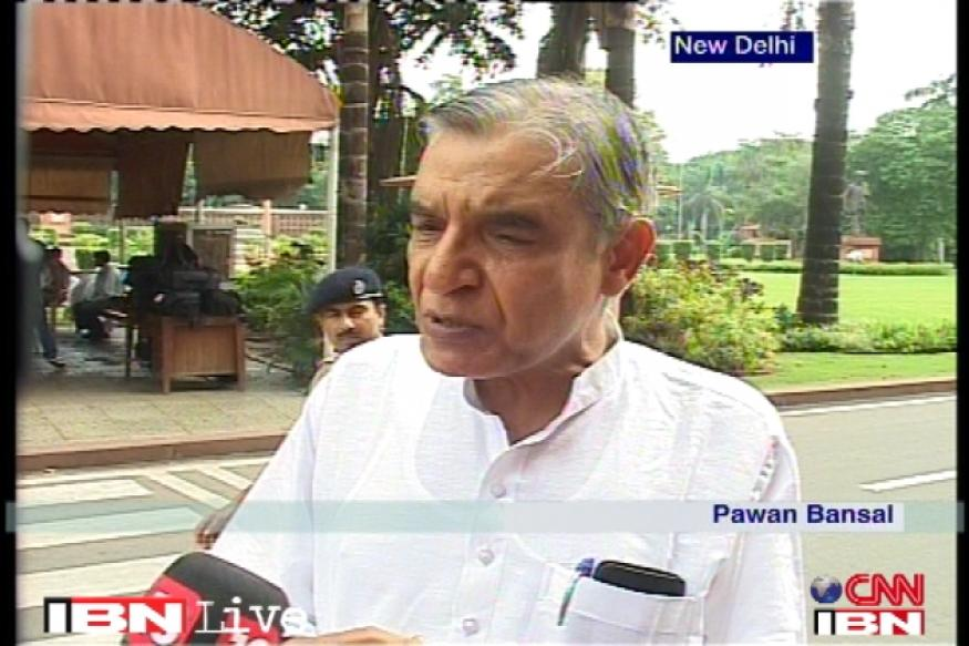 Pending projects, safety top priority: Railway Minister