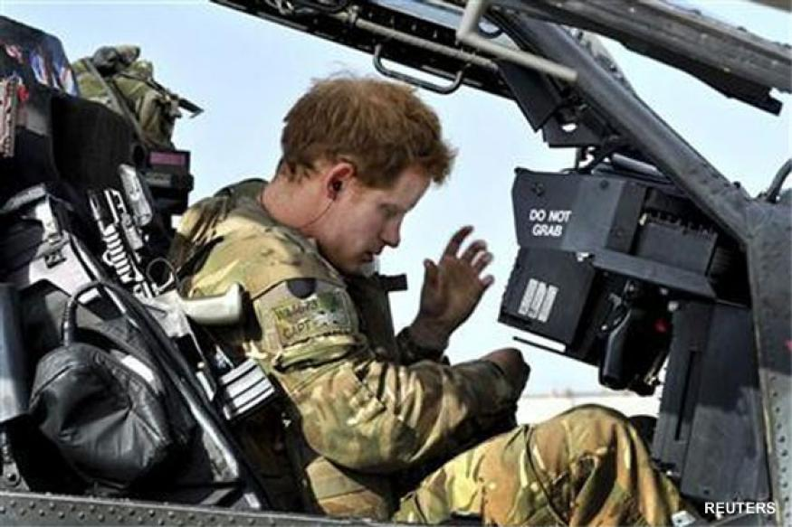 Taliban say Prince Harry has 'mental problem'