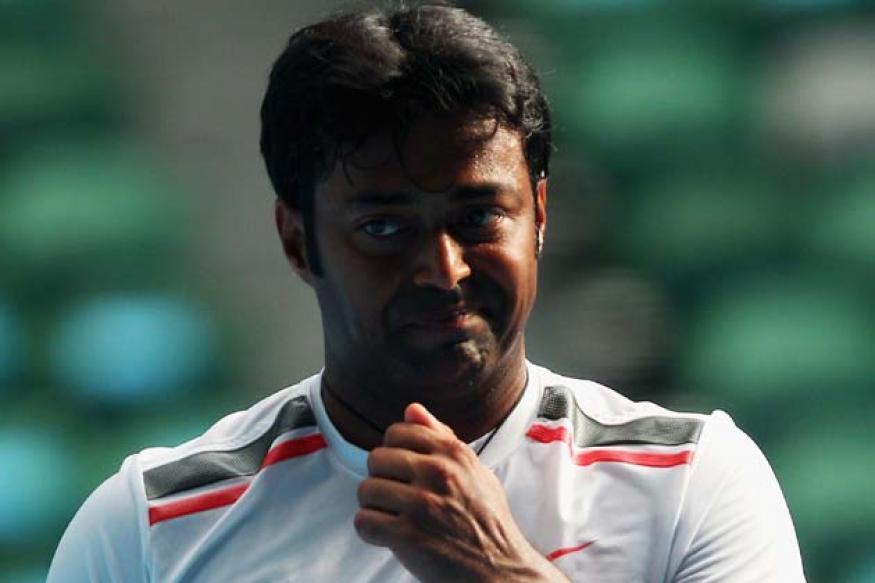 Leander Paes and partner beaten by Thai brothers
