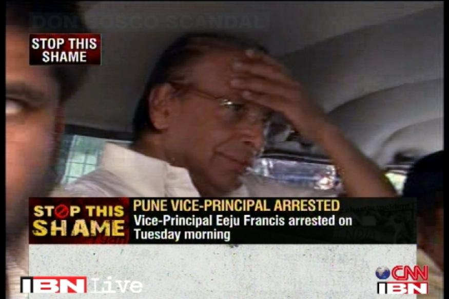 Pune: Don Bosco VP to be produced before court
