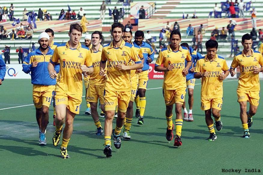 HIL: Punjab Warriors beat UP Wizards 4-3