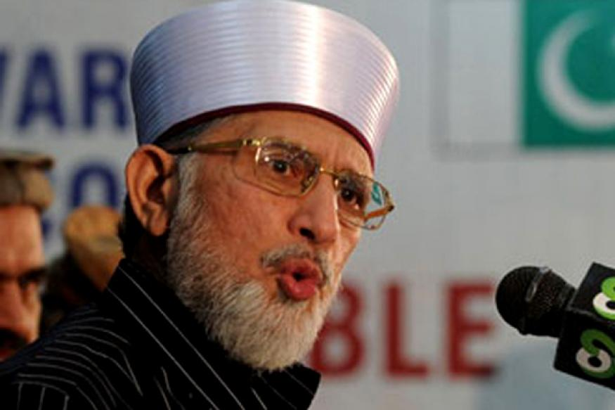 Pakistan government launches talks with cleric Qadri