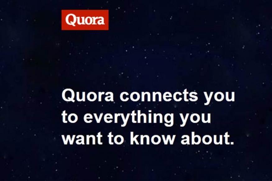 Q&A website Quora set to launch a blogging platform