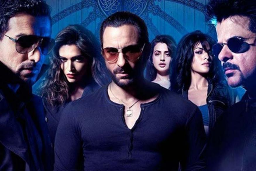 Race 2: It seems my life is quite set, says Saif