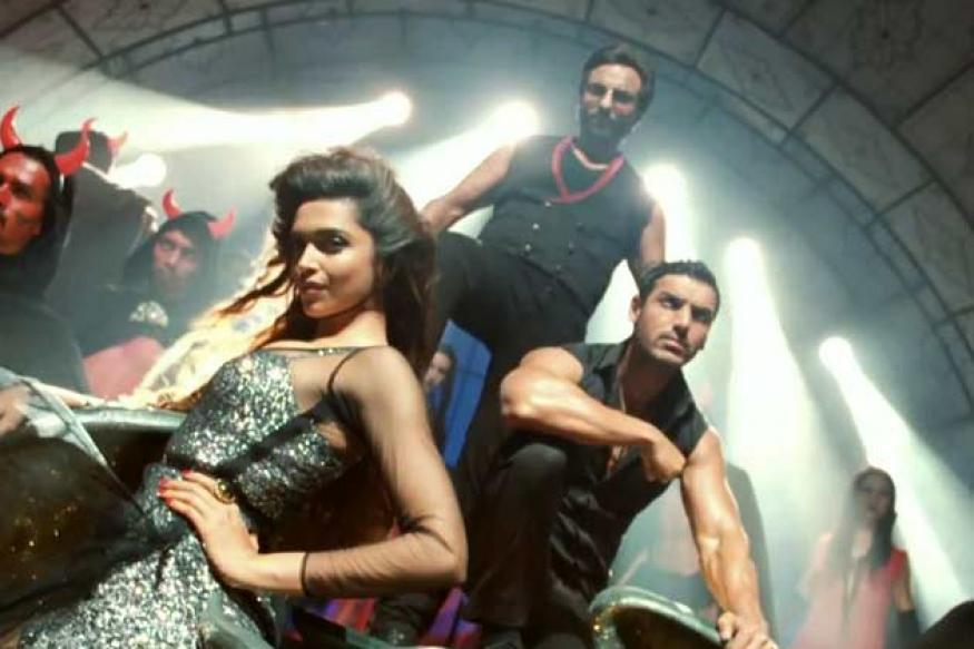 'Race 2' collects Rs 15.12 cr on the opening day