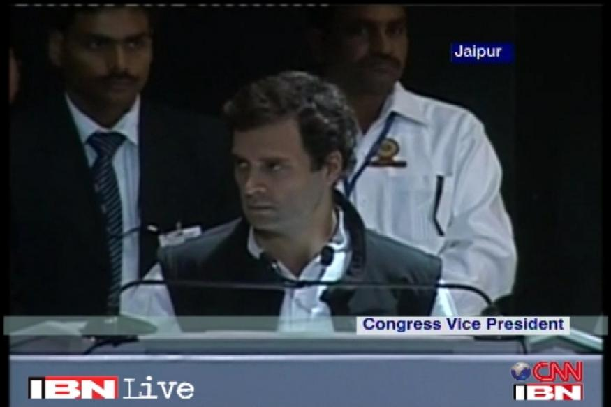 BJP questions Rahul Gandhi's potential as Congress VP