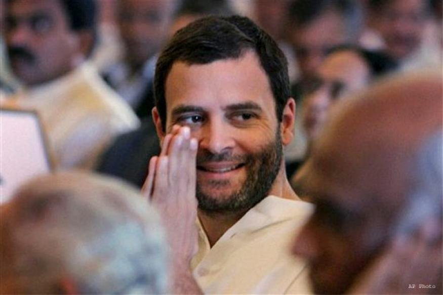 Youth feel alienated from political class: Rahul