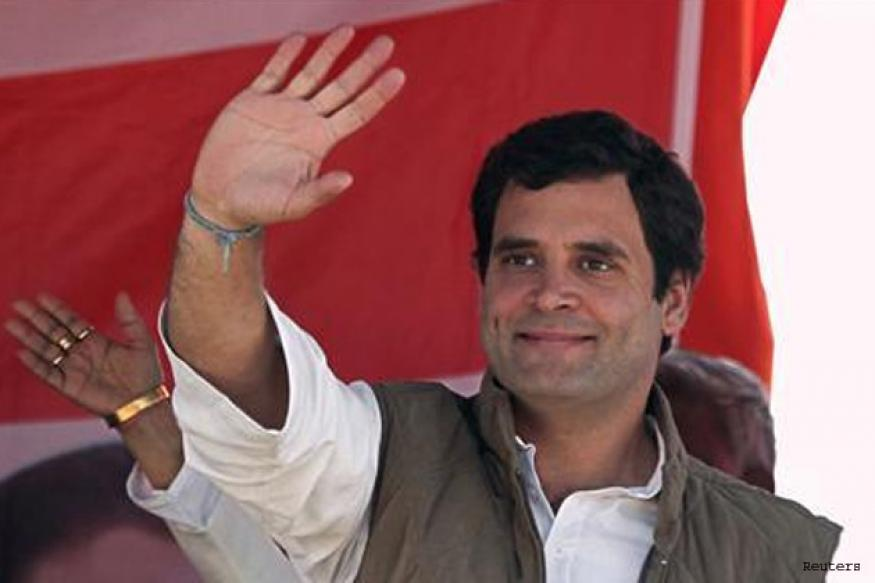 BJP calls Rahul's elevation 'family inheritance'