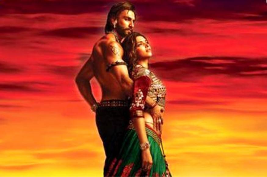 Grand 'Ram Leela' poster sends right message about film: Ranveer