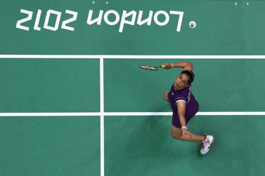 Saina Nehwal rises to 2nd in BWF rankings